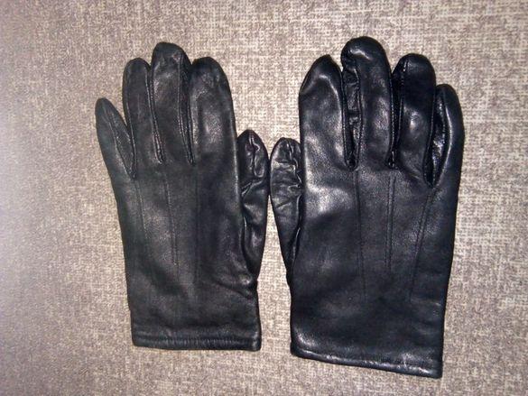 Нови ръкавици от естествена кожа
