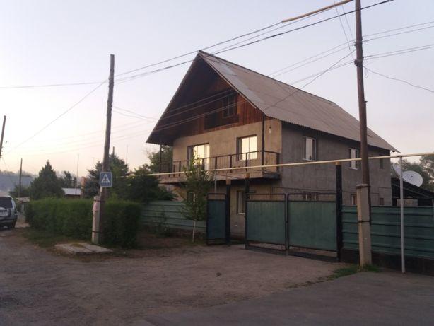 2 ярусный дом керпичный