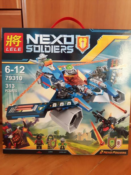 Lego 6-12 ani