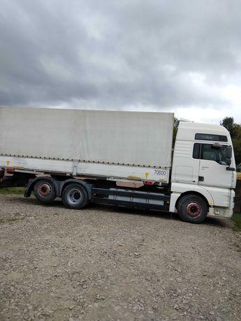 Camion Man TGA 410 BDF
