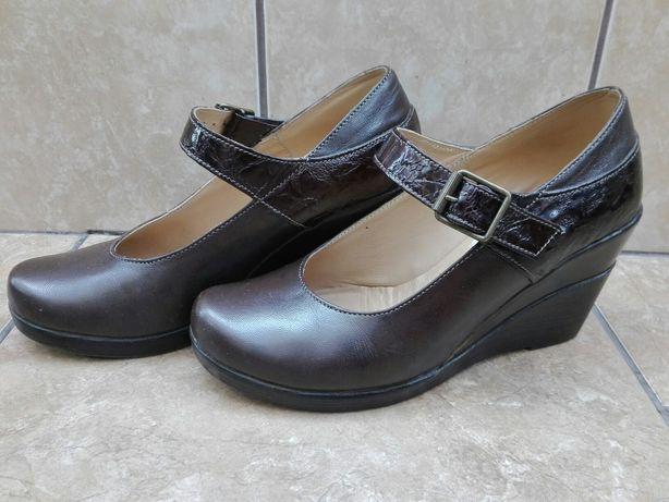 Pantofi de dama, din piele naturala