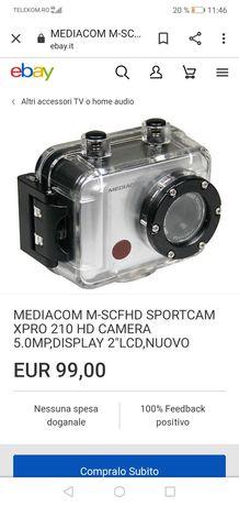 Sport Cam XPRO Mediacom