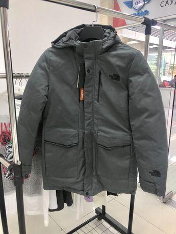 Зимняя куртка пуховик The North Face