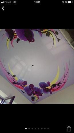 Натяжные потолки хорошего качества и доступным ценам