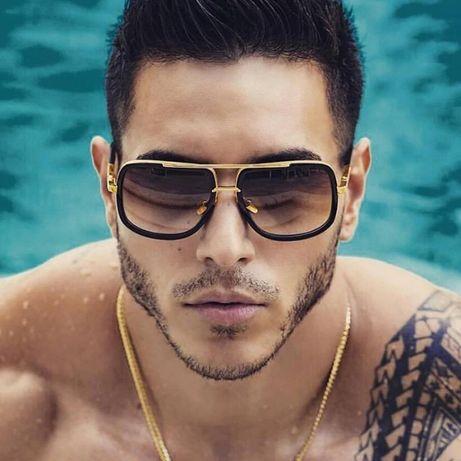 Мъжки слънчеви очила UV400