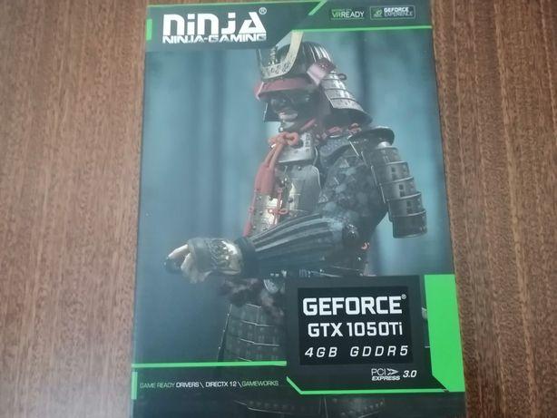 Новая GeForce GTX 1050Ti/4gb/DDR5/128bit