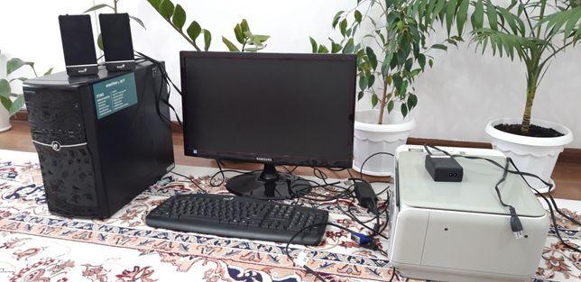 Настольный компютер