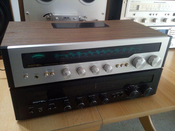Rotel rx-202 amplituner vintage hi fi