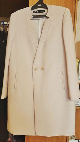 ZARA, демисезонный удлиненный пиджак