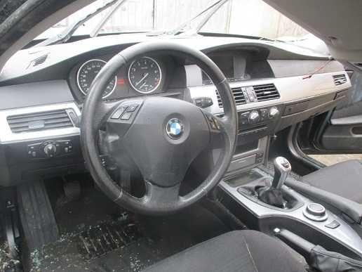 Plansa bord cu kit airbaguri BMW Seria 5 E60 Facelift