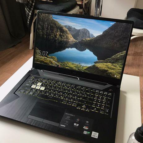 Игровой ноутбук ASUS TUF Gaming FX706L