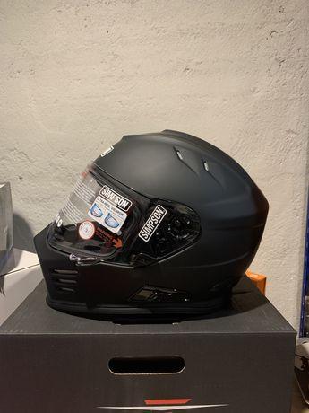 Casca moto SIMPSON Venom L-XL