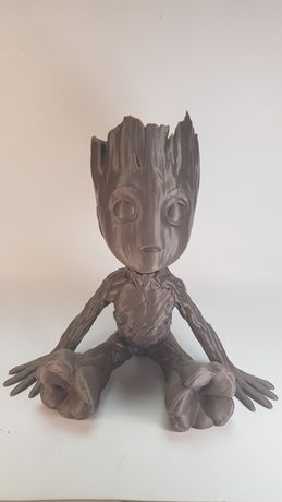 Figurina ghiveci baby groot