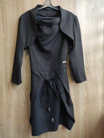 Платье без рукавов с болеро Rinasimento