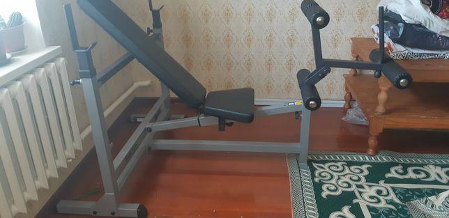 Тренажер лежак  для  штанге
