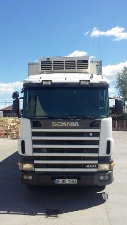 De vanzare camion frigorific SCANIA R124