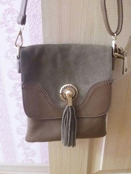 Продам женскую сумку-планшет