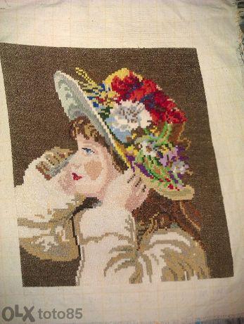 Гоблен Момичето с шапката (По договаряне)