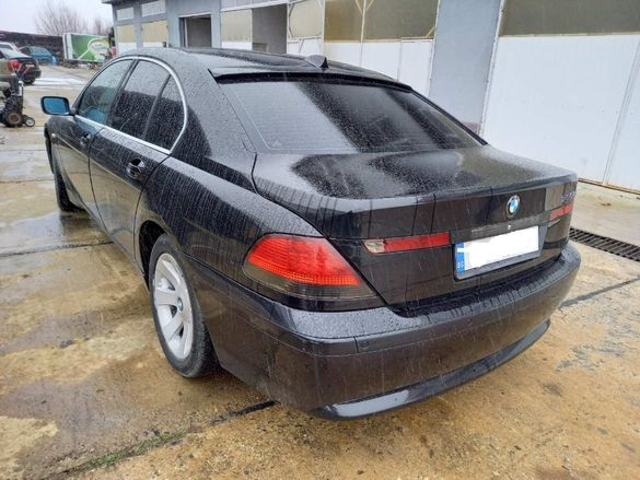 БМВ Е65 BMW E65 3.0 дизел 218к.с. 2005г. на части...