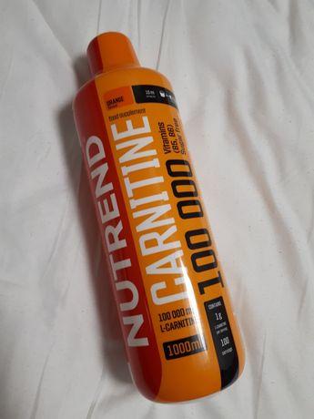 Л-Карнитин Жиросжигатель NUTREND Carnitine 100000 карнитин