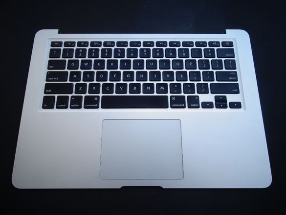 "Apple Macbook Air 13"" A1369 2О11 Палмрест тъчпад клавиатура"