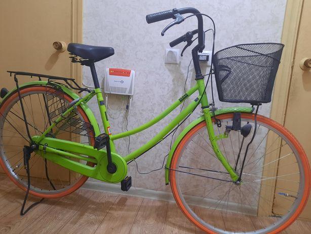 Шикарный японский велосипед
