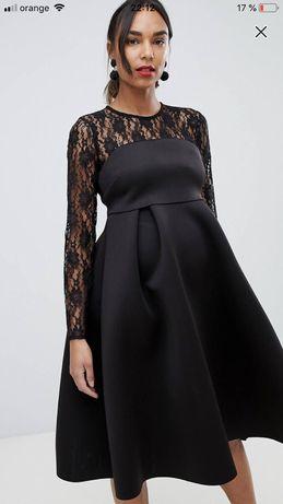 Rochie elegantă de gravide pentru ocazie noua cu eticheta