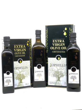 Гръцки зехтин екстра върджин Ophellia 1/3/5л киселинност 0,25%