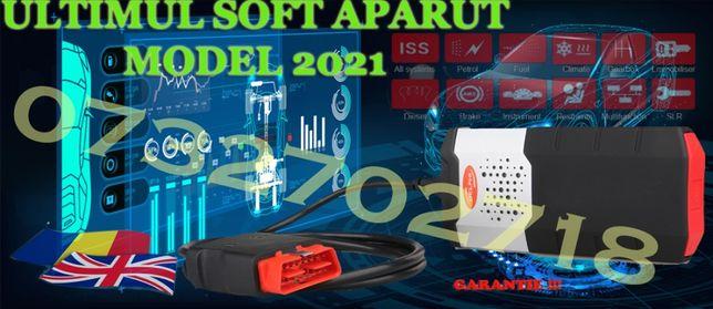 Tester Auto Diagnoza Multimarca Delphi DS150E Ultimul Software 2021