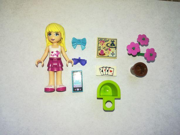 Set accesori si figurina lego Frindes originale
