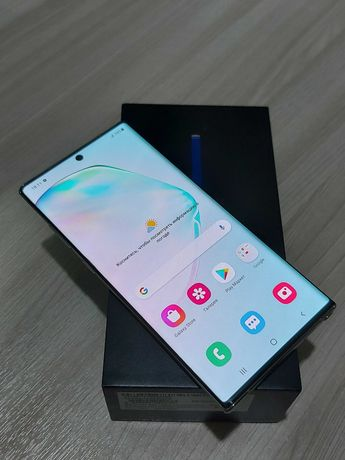 Продам Samsung Galaxy Note 10 Plus(Усть-Каменогорск)