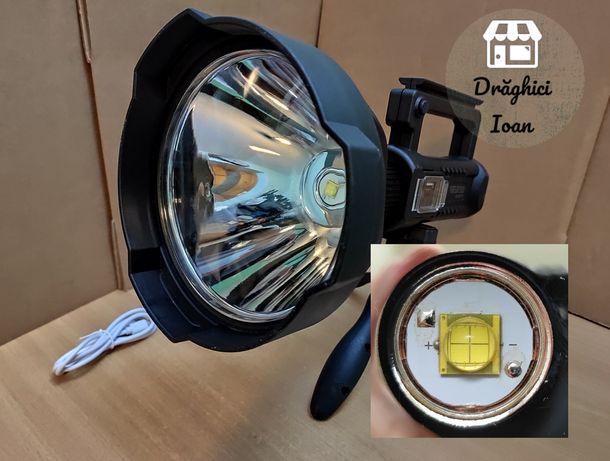 XHP90.2 PROIECTOR MARE W591 Lanterna cu noul led XHP90.2