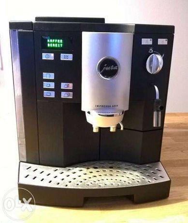 Кафе-машина-робот, пълен автомат - JURA IMPRESSA - с едно докосване