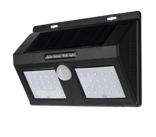 Lampa solara cu senzor de miscare/senzor lumina