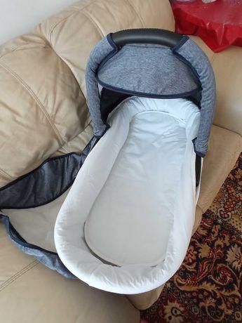 Бебешка количка 2 в 1 S-Max Nio