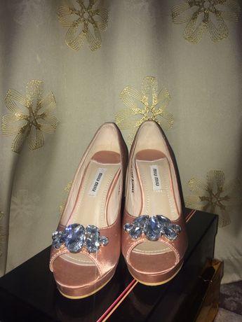 Продам туфли MIU MIU