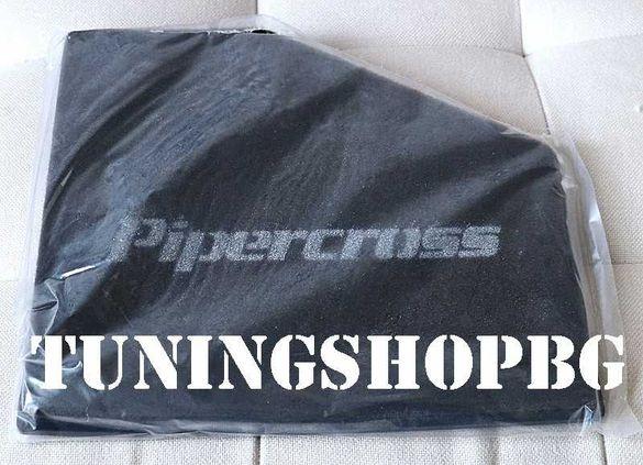 Панелен Спортен Филтър за BMW БМВ Е60 Е61 Е63 Дизел! Pipercross