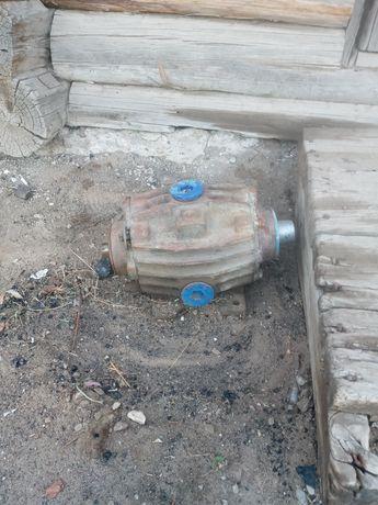 Вакуумный насос на асенизатор
