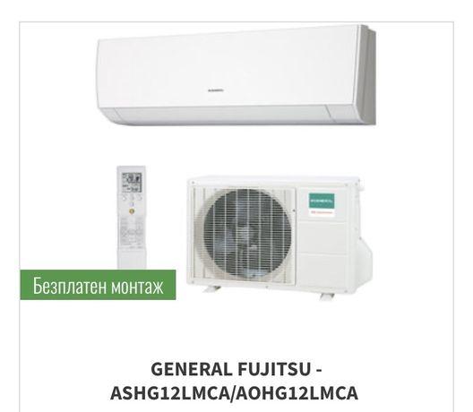 Климатик General ASHG12LMCA/AOHG12LMCA
