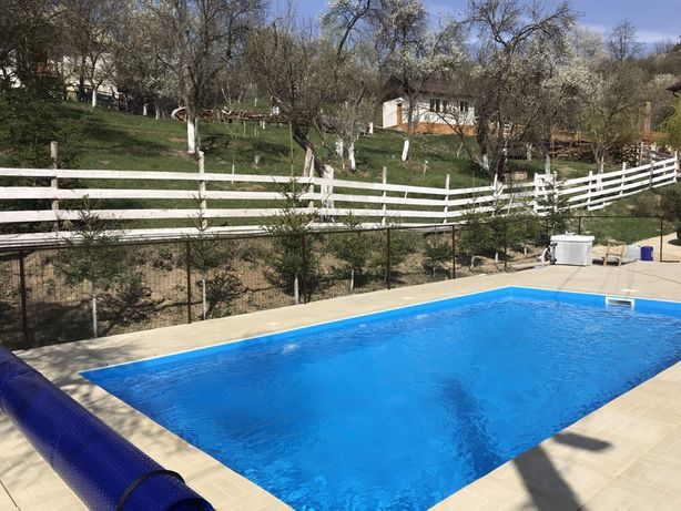Constructii piscine.