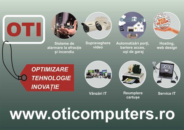 Service calculatoare, laptopuri, imprimante