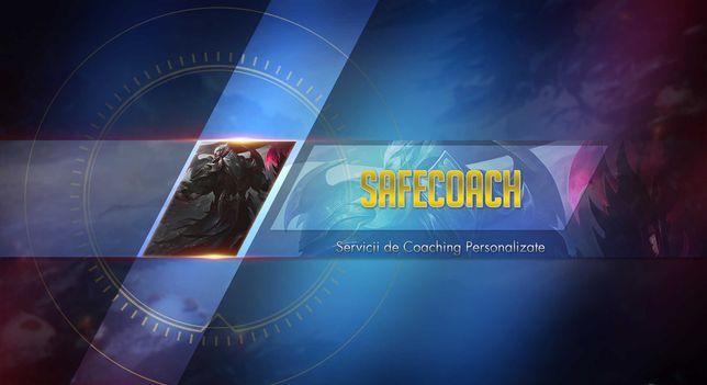 League of Legends - servicii de coaching lol online