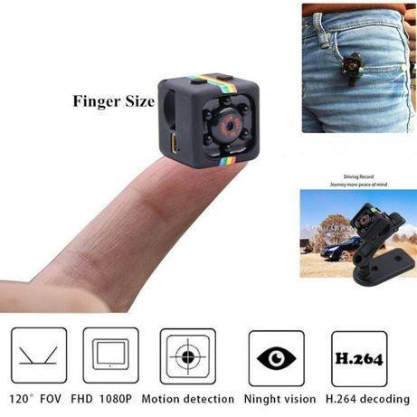 Мини камера за видеонаблюдение SS0001009 Mini-Cam SQ11 Безжична камера