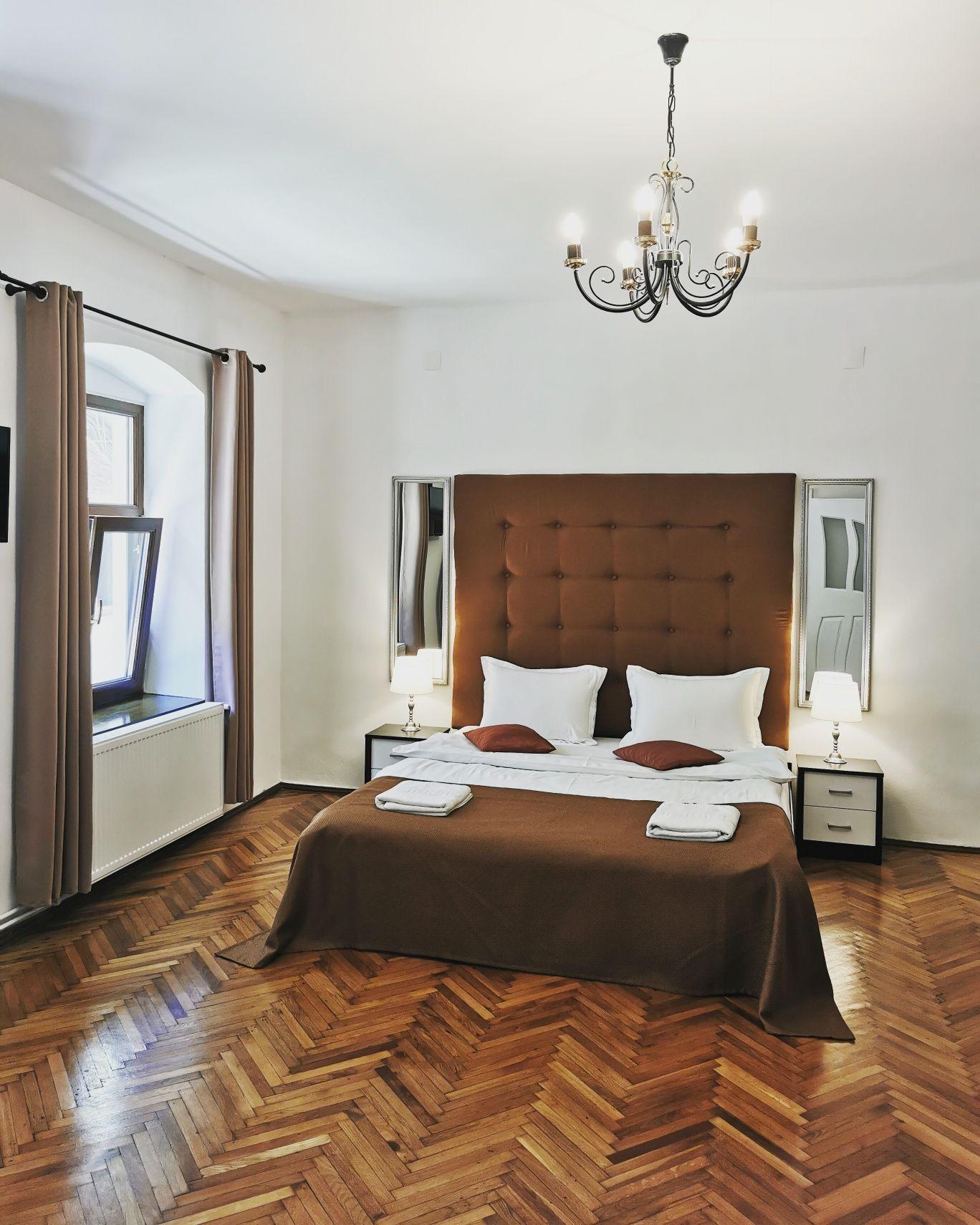 Apartament regim hotelier zona centrala 200 m de Piata Mare!