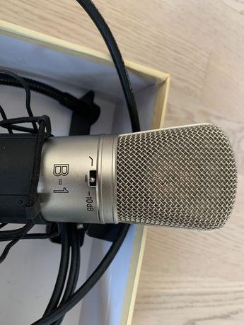 Микрофон Behringer B-1 с поп фильтром