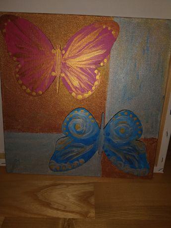 Vand pictura fluturi