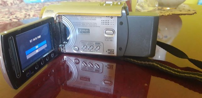 JVC Everio - camera de filmat