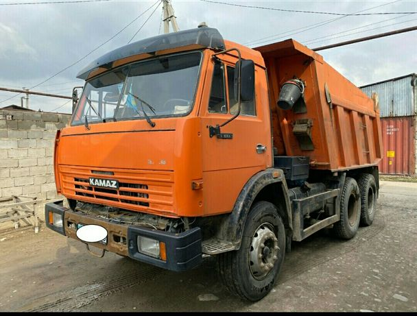 Услуги КАМАЗ 15 тонн.