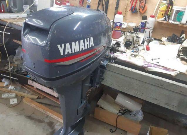 Лодочный мотор Yamaha 15