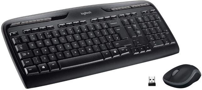Tastatura + Mouse Kit Logitech MK330 wireless. Sigilat!